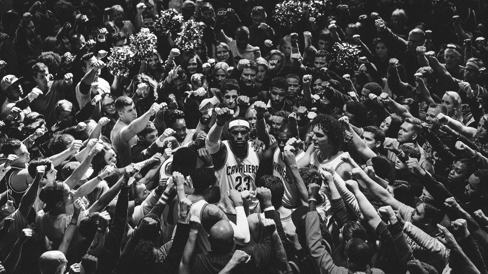 sátira Presunción Sospechar  Nike's inspiring Together video starring LeBron James