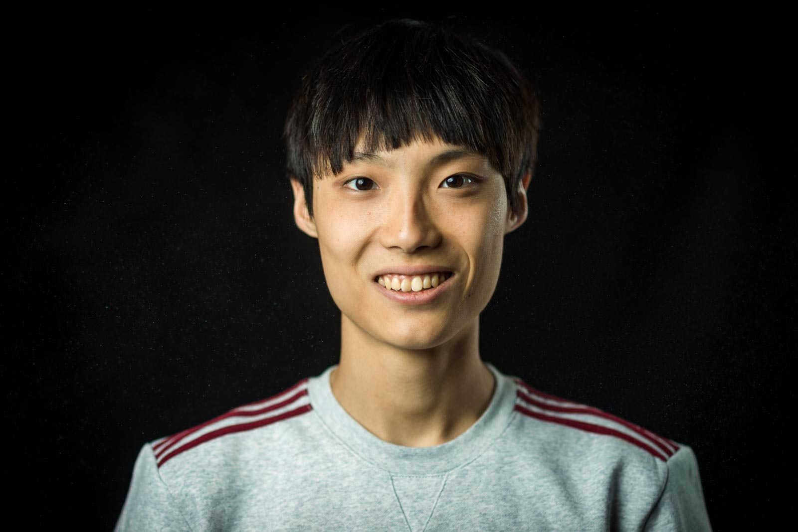 Portrait of South-Korean climber Jongwon Chon