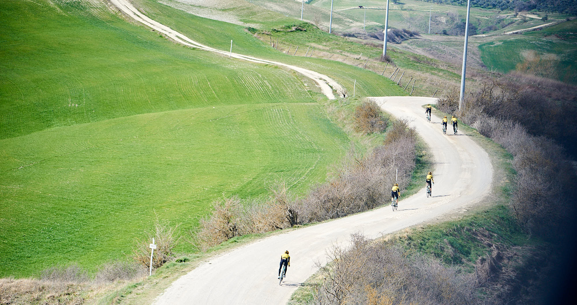 The Tuscan Strade Bianche