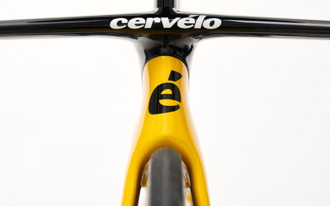 P5 time trial bike